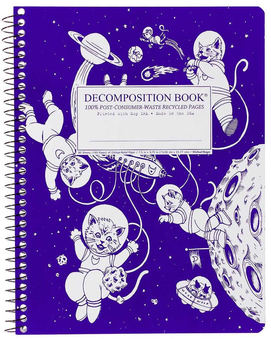 Kittens in Space Spiral Decomposition Notebook