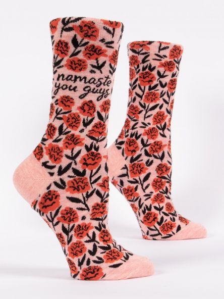 Namaste You Guys Socks