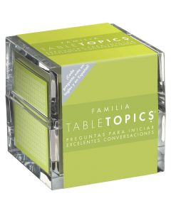 Familia Table Topics en Español
