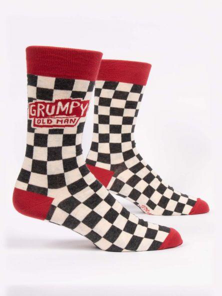 Grumpy Old Man Socks