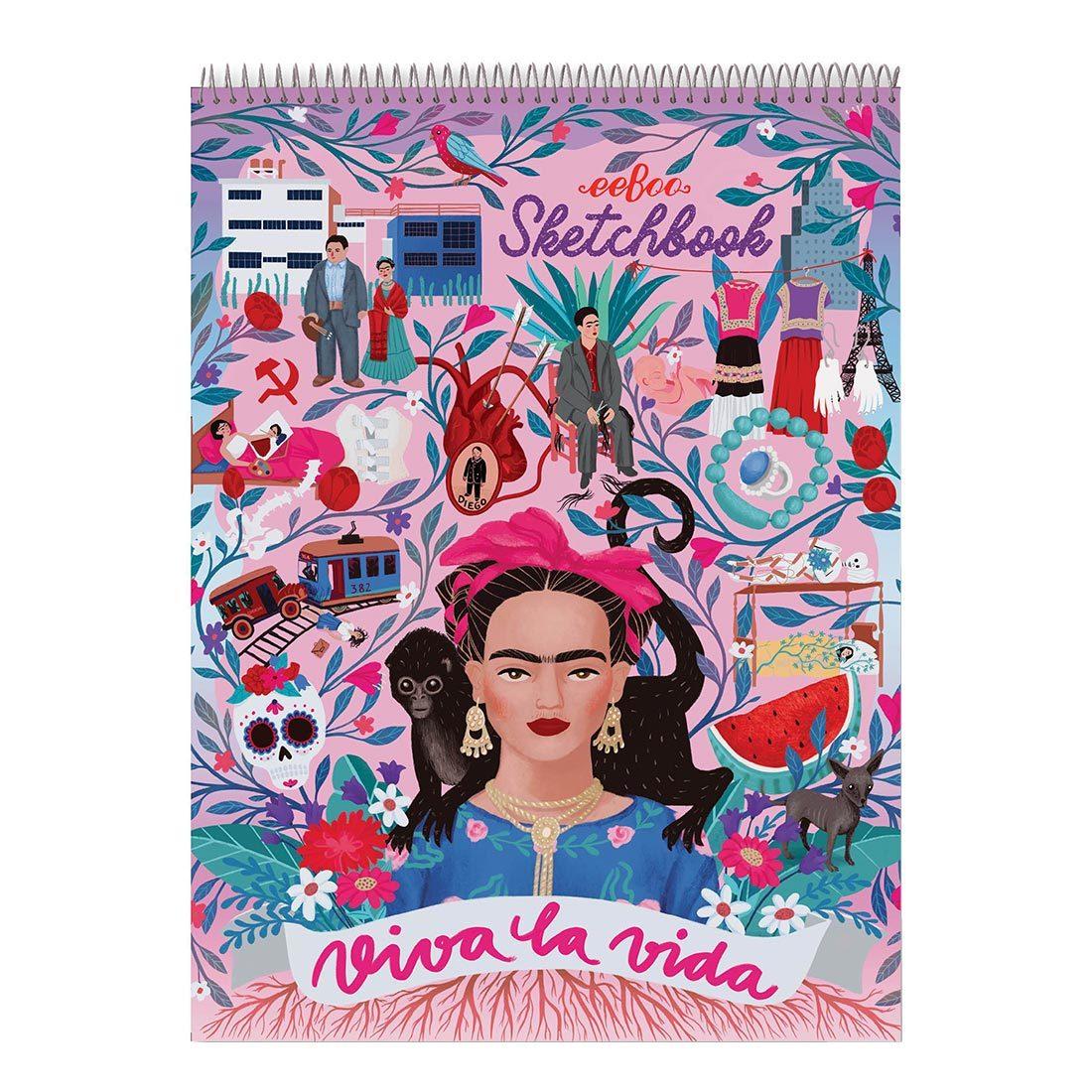 Frida Kahlo Sketchbook