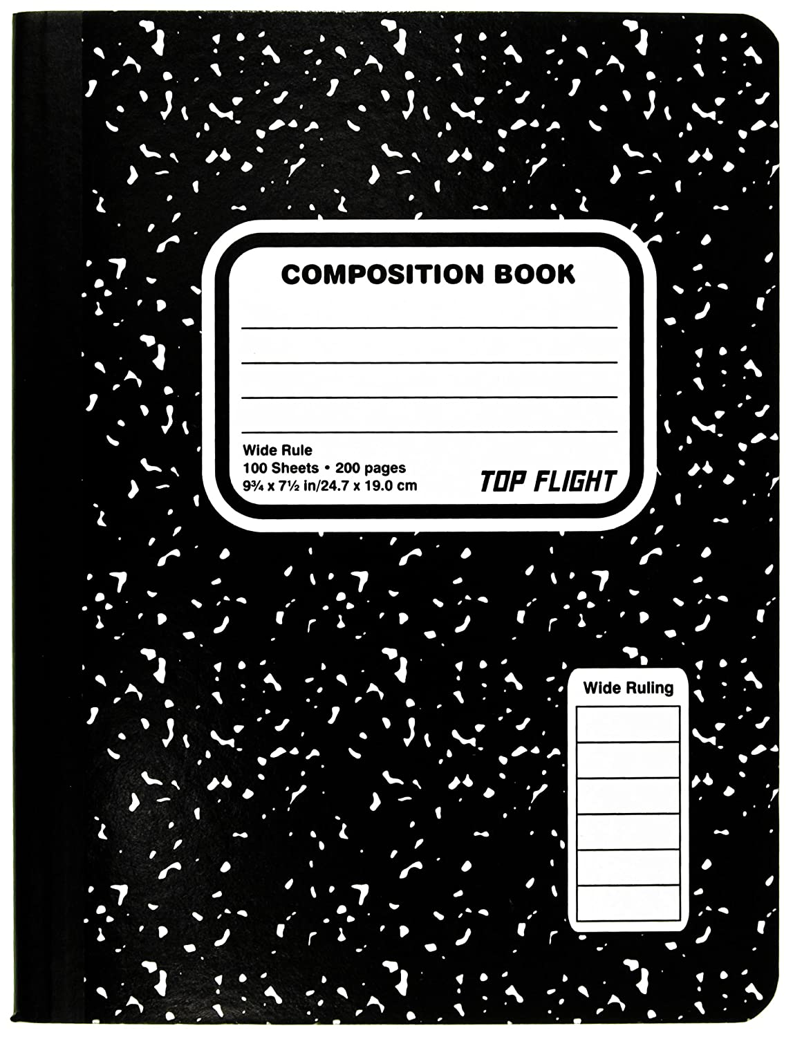 Classic Composition Notebook