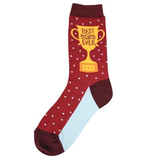 Best Mom Ever Socks
