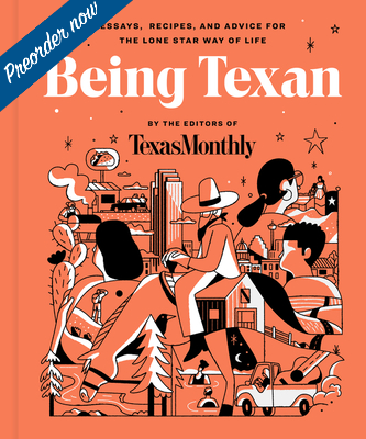Being Texan Cover