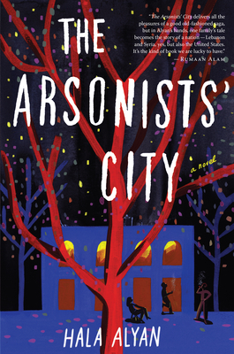 The Arsonists' City Cover