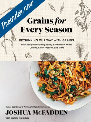 Grains for Every Season: Rethinking Our Way with Grains Cover