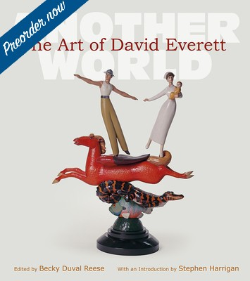 The Art of David Everett: Another World Cover