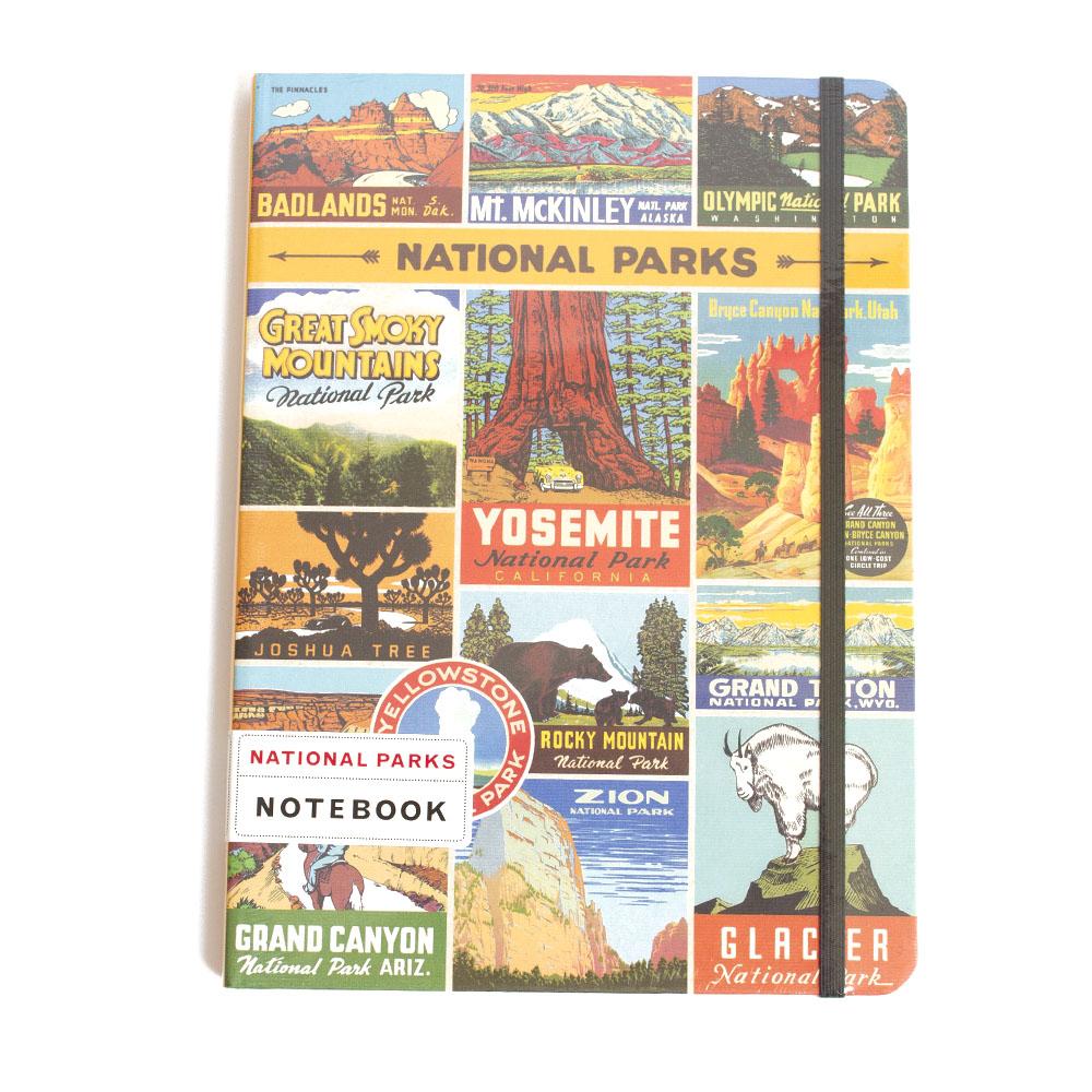 National Parks Notebook [Large]