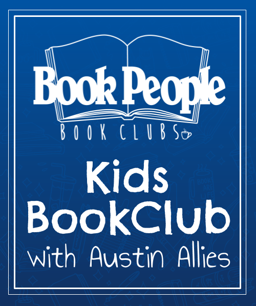 Kids Book Club with Austin Allies Logo