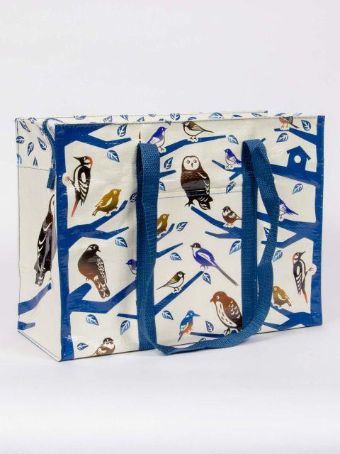 Birdland Shoulder Tote Bag