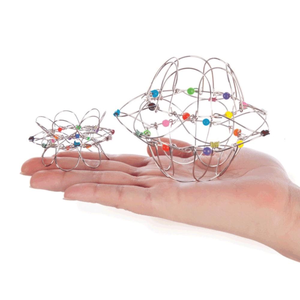 Example of Magic Loop shapes