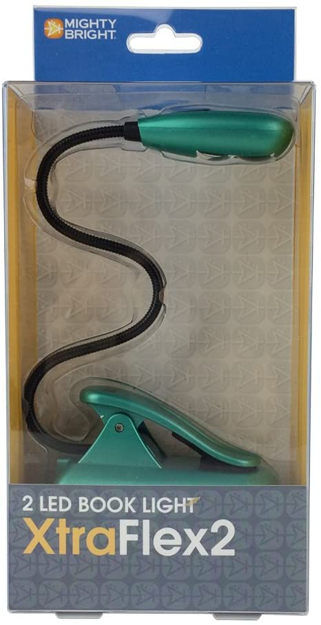Green XtraFlex2 Booklight