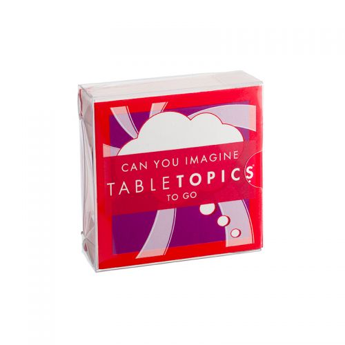 Can You Imagine Table Topics