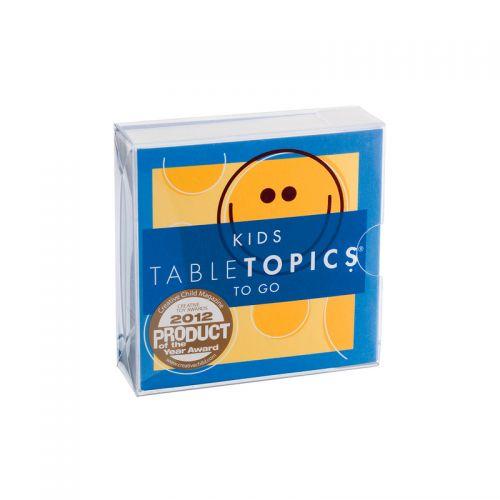 Kids Edition Table Topics