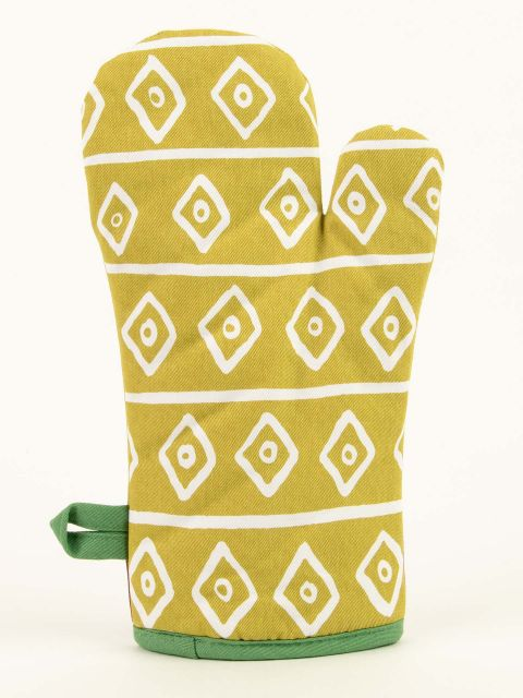 I'm Going To Fuck This Food Up (In a good way) Oven Mitt: Back