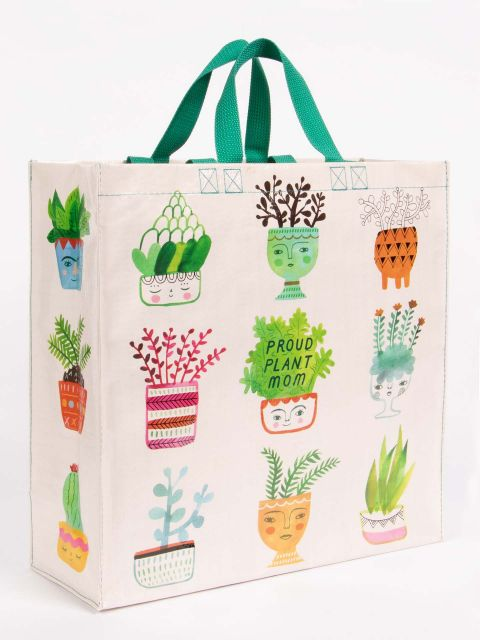 Proud Plant Mom Shopper Tote