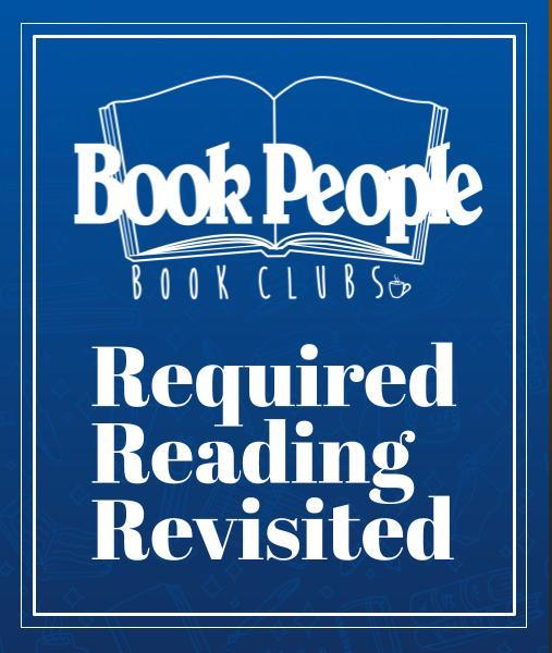 Required Reading Revisited Book Club Logo