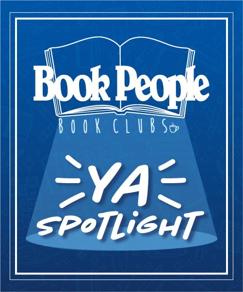 YA Spotlight Book Club Logo