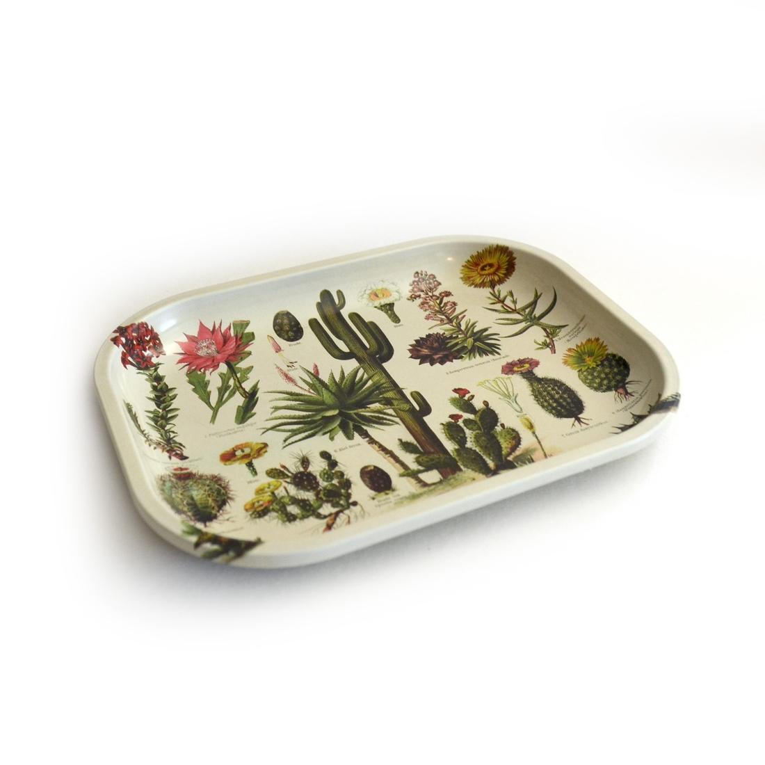 Cacti & Succulents Metal Ritual Tray, alternate view