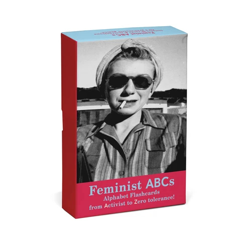 Feminist ABCs Flashcards