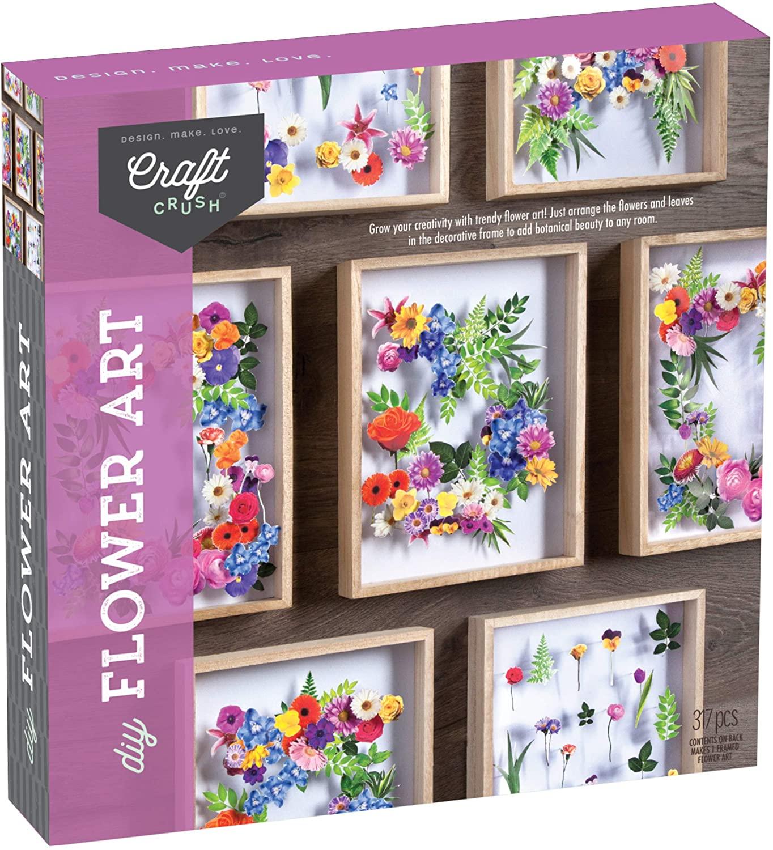 Flower Art Craft Kit