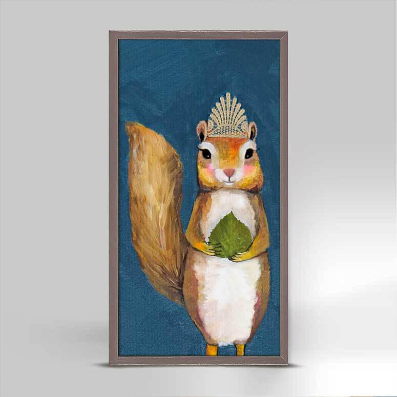 Squirrel King - Artwork by Eli Halpin