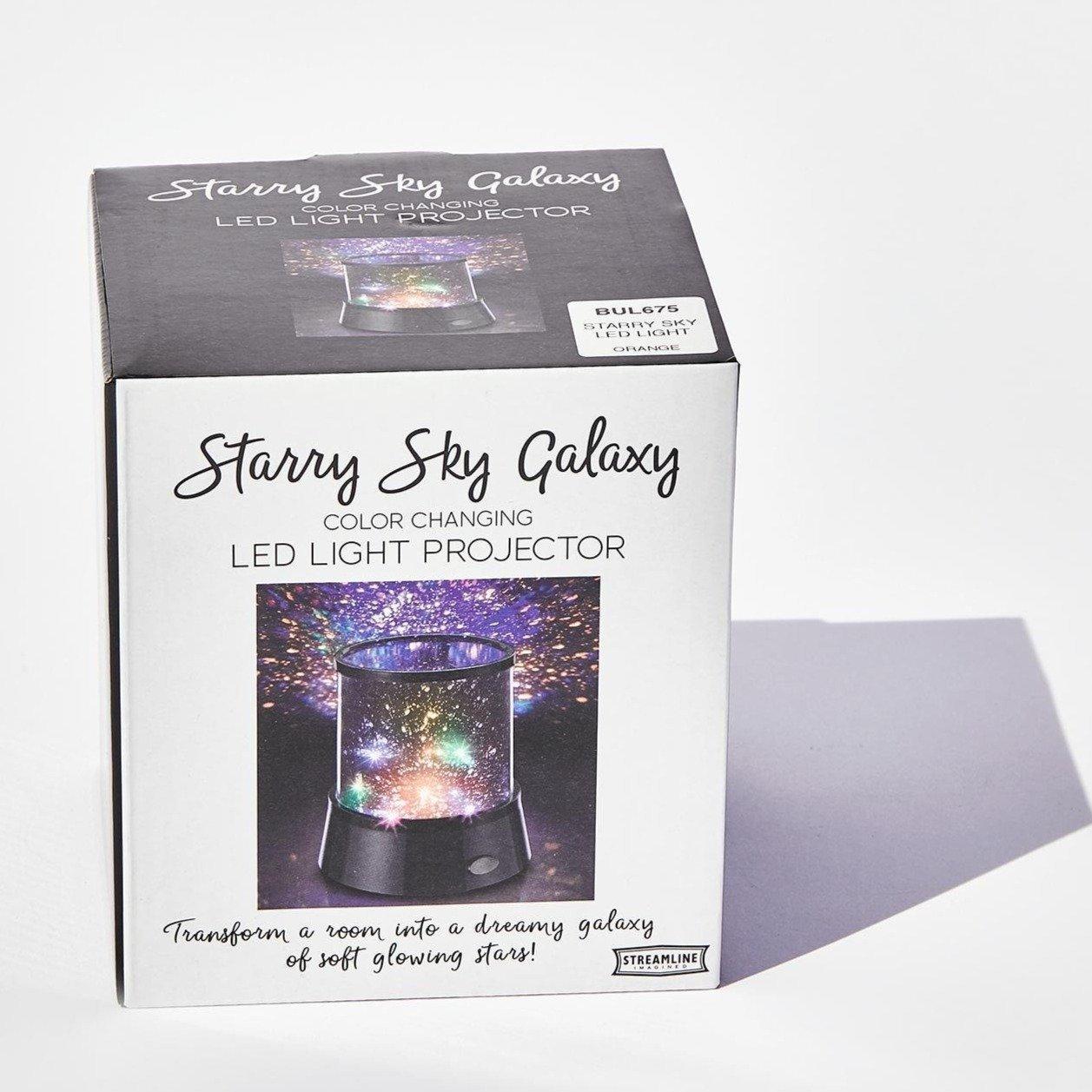 Starry Sky LED Room Light in box
