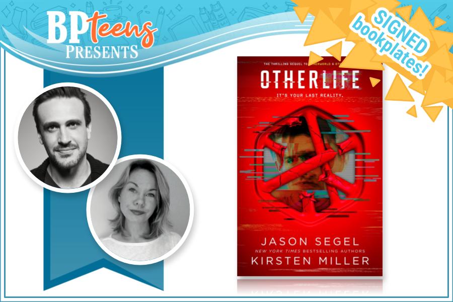 Jason Segel and Kirsten Miller Event