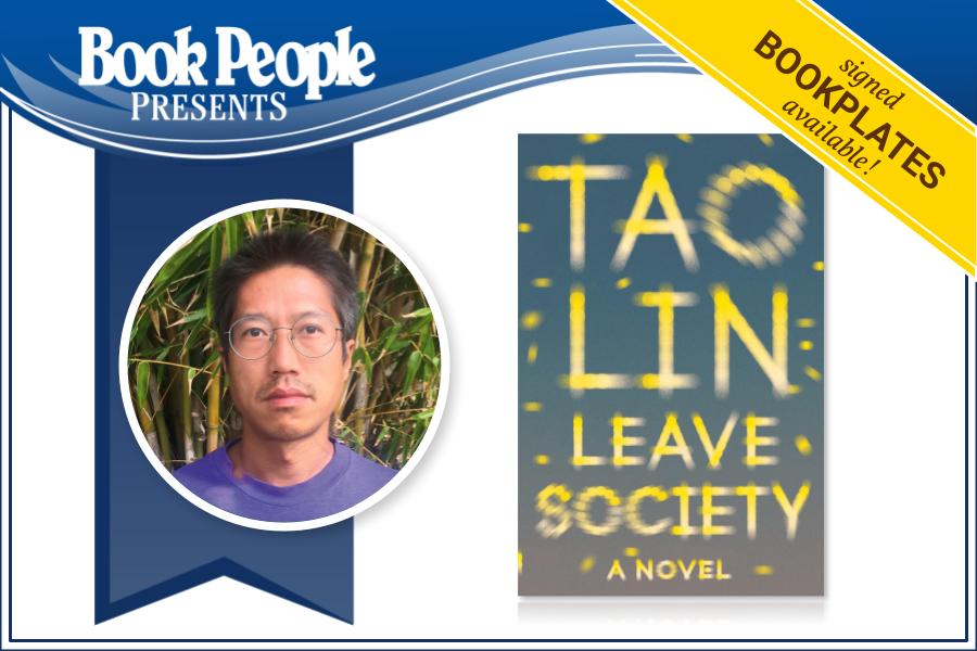 Tao Lin Event Banner
