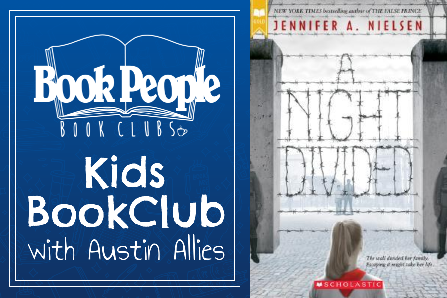 April Kids Book Club