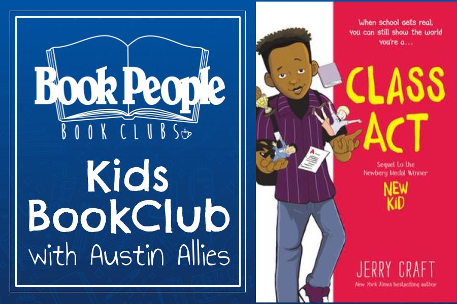 Kids Book Club January
