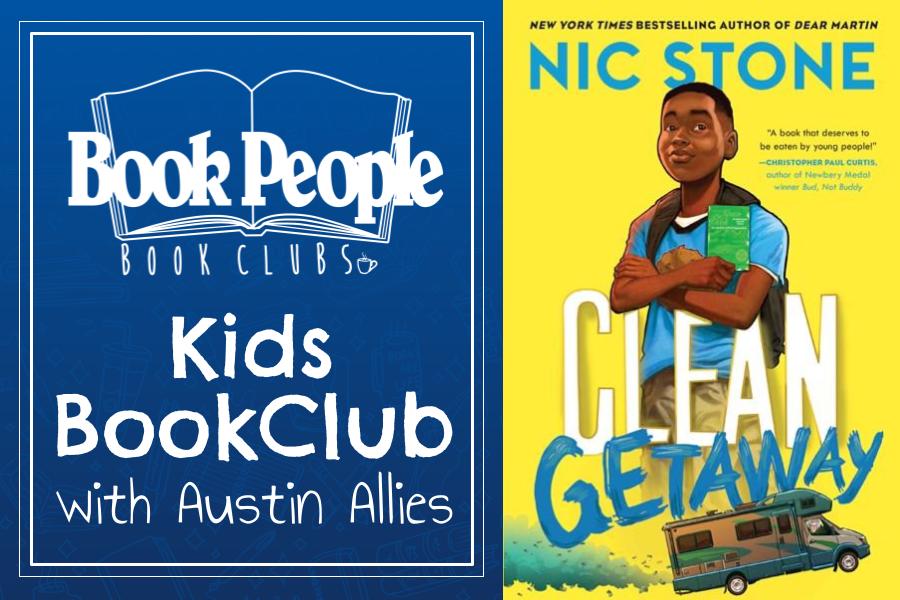 Kids Book Club May