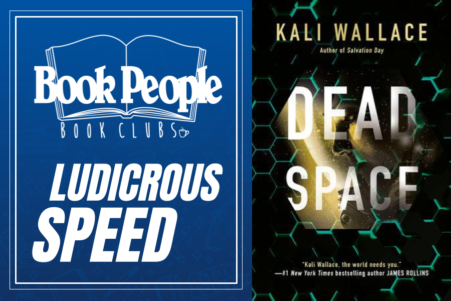 Ludicrous Speed Book Club — Dead Space