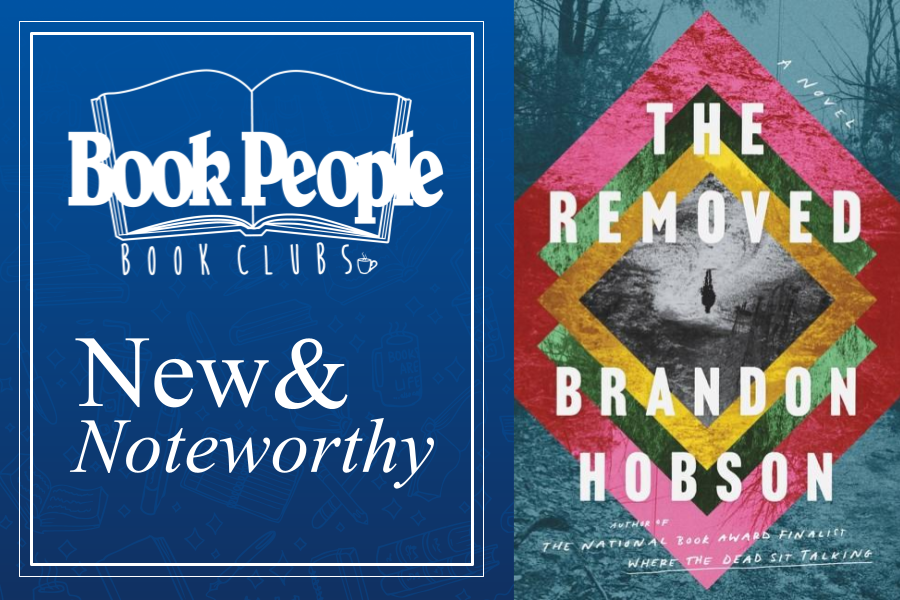 New & Noteworthy Book Club - The Removed