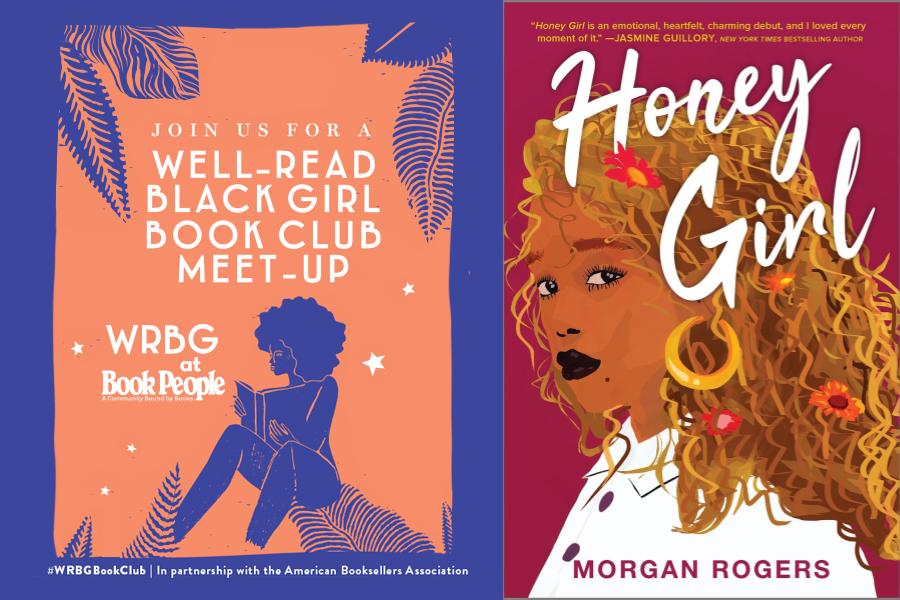 WRBG Book Club - Honey Girl