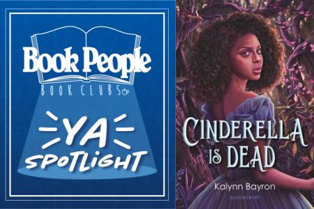 YA Spotlight book club - Cinderella is Dead