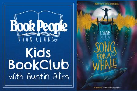 Kids Book Club February