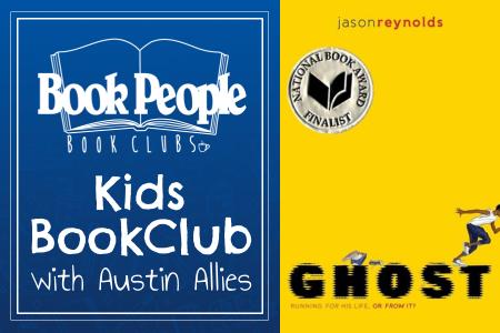 Kids Book Club March