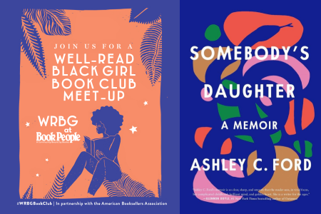 Well Read Black Girl book club and Book cover of Somebody's daughter Image