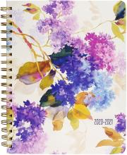 2021 Lilacs Mom's 18-Month Spiral Planner