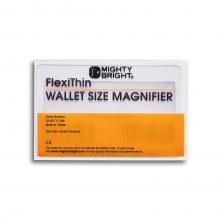 FlexiThin Wallet Size Magnifier