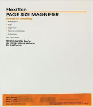 FlexiThin Page Size Magnifier