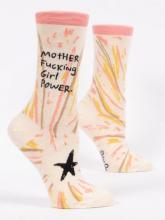 Mother Fucking Girl Power Socks