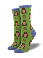 Bear Picnic Socks