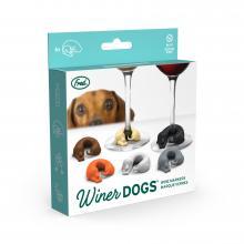 Winer Dog Wine Markers