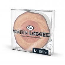 Water-Logged Coaster Set