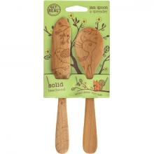 Woodland Wooden Jam Spoon and Spreader Set