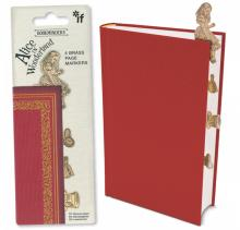 Alice in Wonderland Bookminders Bookmark