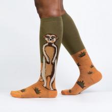 Meerkat Manner Socks