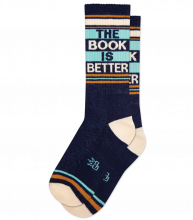 The Book Is Better Socks